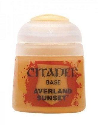 Base - Averland Sunset 12ml