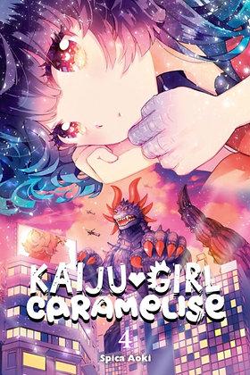 Kaiju Girl Caramelise Vol 04