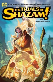 Shazam , Trials of - The Complete Series