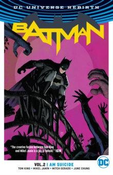 Batman (Rebirth) Vol 02 I Am Suicide