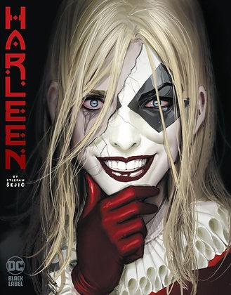 Harleen - Harley Quinn
