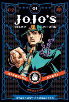 JoJo's Bizarre Adventure: Part 3 Stardust Crusaders, Vol. 01