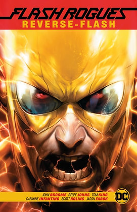 Flash, The. Rogues - Reverse Flash