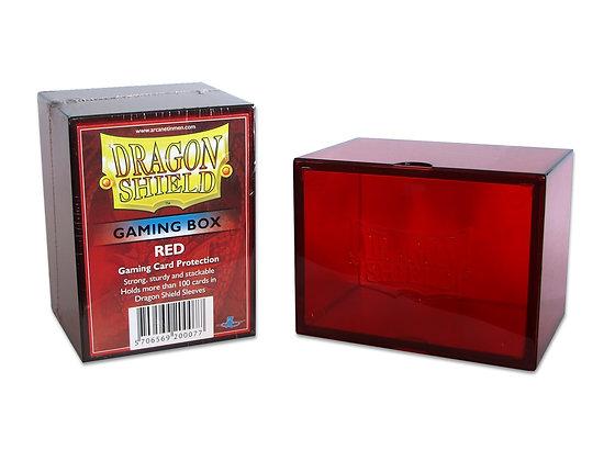 Deck Box Dragon Shield - StrongBox Red