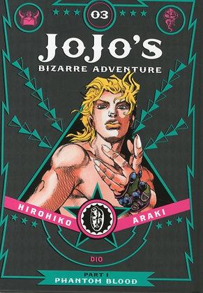 JoJo's Bizarre Adventure: Part 1 Phantom Blood, Vol. 3