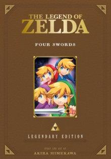 Legend of Zelda: Four Swords Legendary Edition