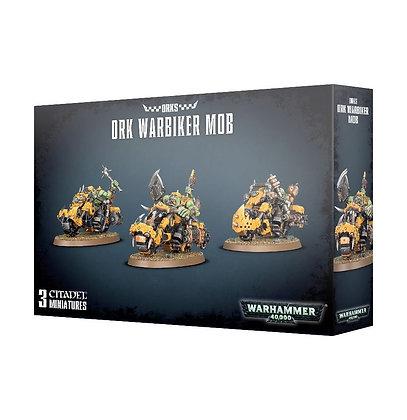 Orks - Warbiker Mob