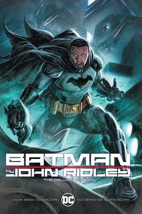 Batman by john Ridley delux edition