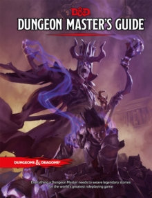 Books - Dungeons & Dragons Dungeon Master's Guide