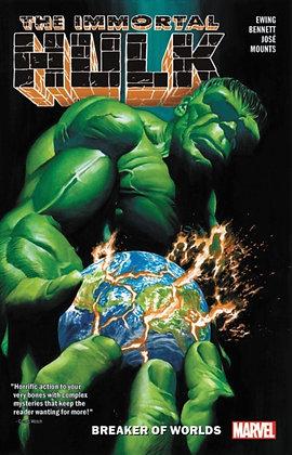 Hulk , The Immortal. Volume 5 - Breaker of Worlds