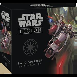 Star Wars Legion - Galactic Republic -  Barc Speeder