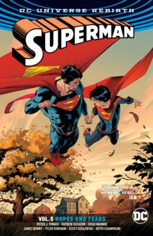 Superman (Rebirth) Vol 5 Hopes and Fears