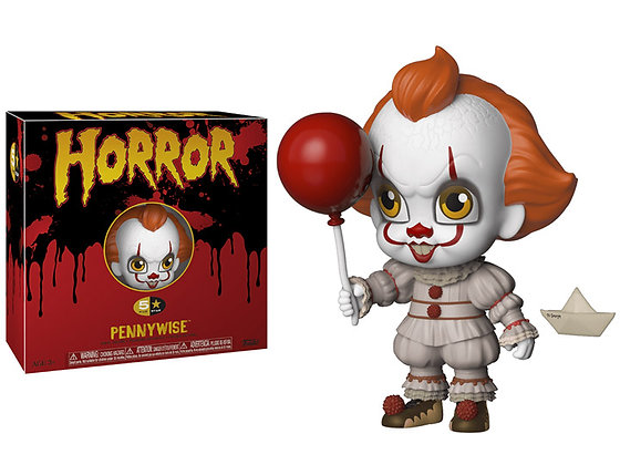 Horror 5 Star Pennywise Funko
