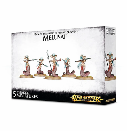 Age of Sigmar - Daughters of Khaine - Melusai
