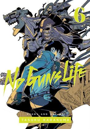 No Guns Life, Vol. 06