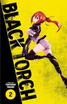 Black Torch Vol 2