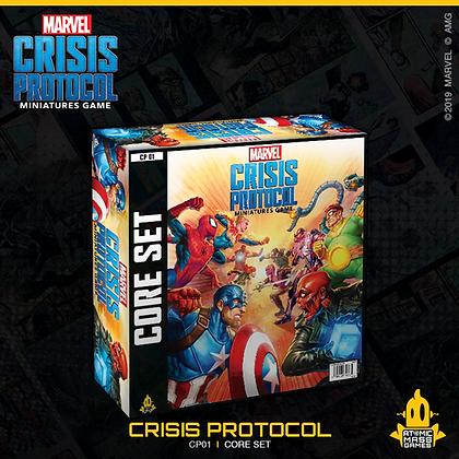 Marvel Crisis Protocol - Core Set