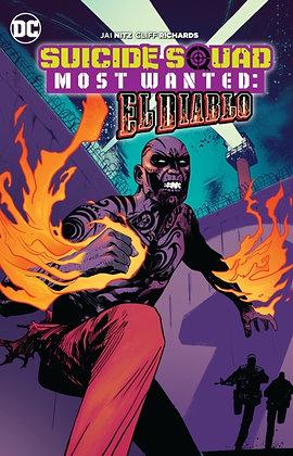 Suicide Squad Most Wanted El Diablo