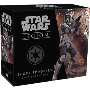 Star Wars Legion - Empire - Scout Troopers Unit Expansion