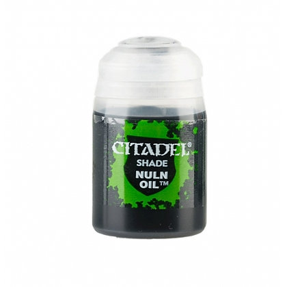 Shade - Nuln Oil 24ml