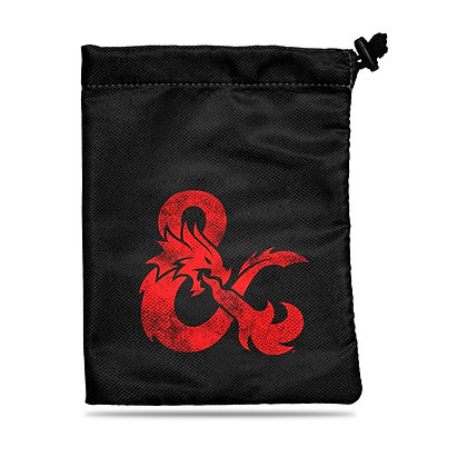 D&D Dice Bag - Ampersand - Dungeons and Dragons