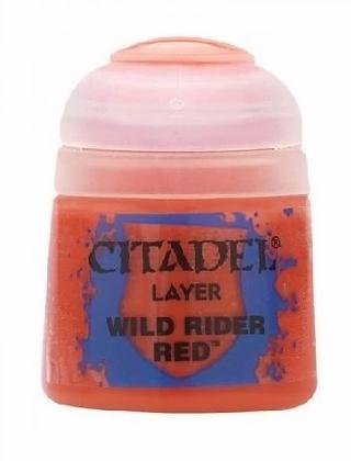 Layer - Wild Rider Red 12ml