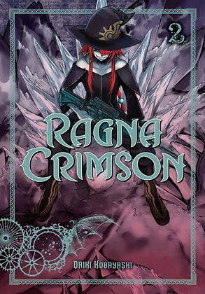 Ragna Crimson Vol 2