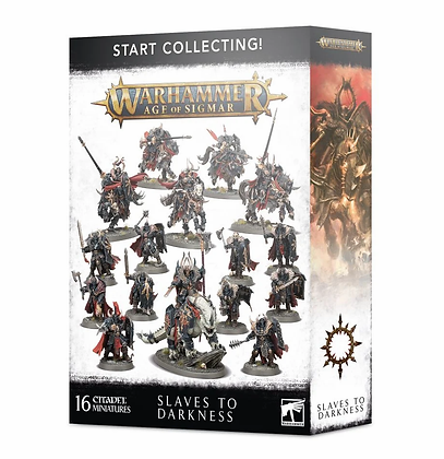 Age of Sigmar - Start Collecting - Slaves To Darkness