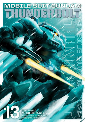 Mobile Suit Gundam Thunderbolt Vol 13