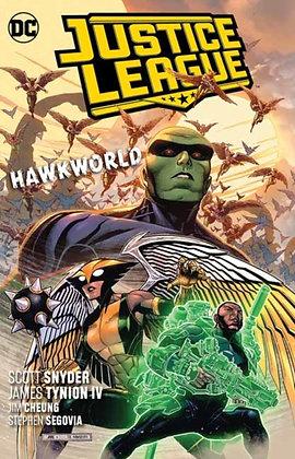 Justice League ( Rebirth ) Vol 3 - Hawkworld