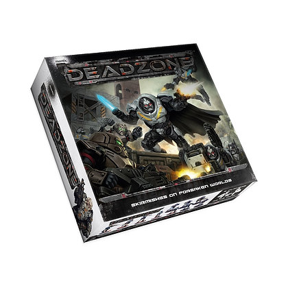 Deadzone - 2nd Edition
