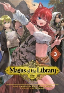 Magus Of The Library Vol 3
