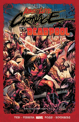 Carnage Vs Deadpool, Absolute