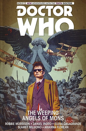 Doctor Who 10th Doctor Vol 2 - The Weeping Angel's of Mons