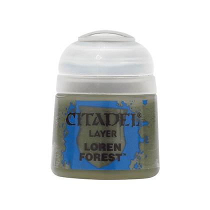 Layer - Loren Forest 12ml