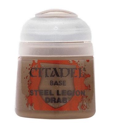 Base - Steel Legion Drab 12ml