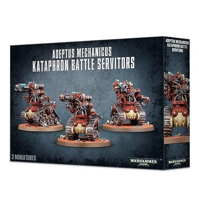 Adeptus Mechanicus - Battle Servitors