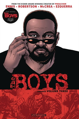 Boys, The. Vol 3 Omnibus