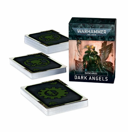 Datacards - Dark Angels