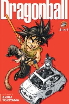 Dragon Ball (3-in-1 Edition), Vol. 01 : Includes vols. 1, 2 & 3