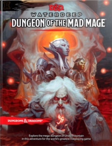 Books - Dungeons and Dragons Waterdeep Dungeon of the Mad Mage