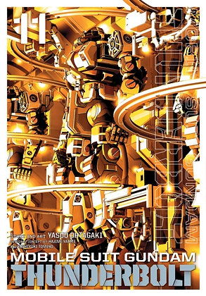 Mobile Suit Gundam Thunderbolt Vol 11