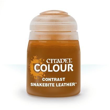 Contrast - Snakebite Leather 18ml
