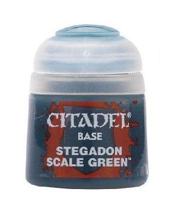 Base - Stegadon Scale Green 12ml