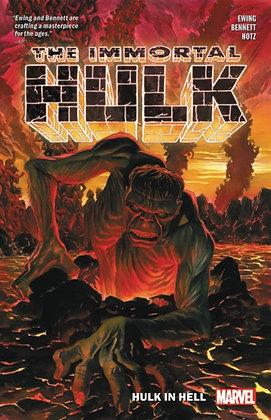 Hulk , The Immortal. Volume 3 - Hulk in Hell