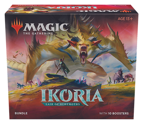 Magic the Gathering Ikoria Lair of Behemoths Bundle