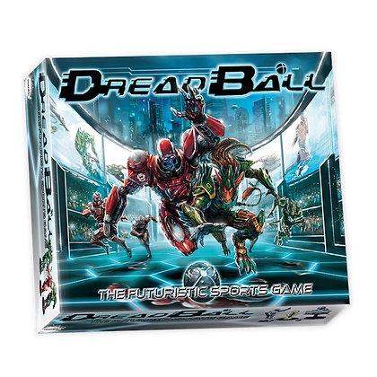 DreadBall - The futuristic sports board game