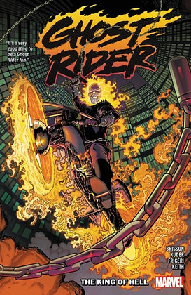 Ghost Rider (2019) Vol 1 - The King Of Hell