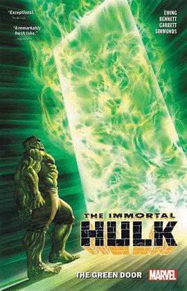 Hulk , The Immortal. Volume 2 - The green door