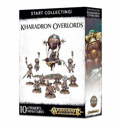 Age of Sigmar - Start Collecting - Kharadron Overlords